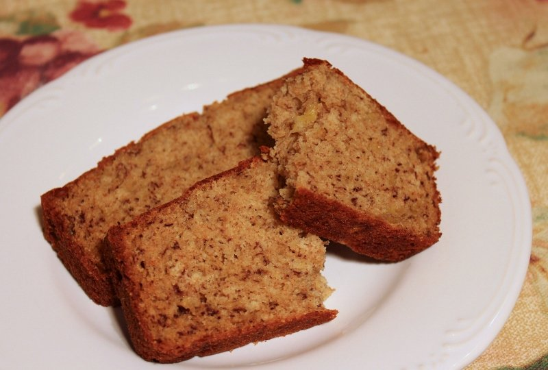 Whole Wheat Banana Bread2