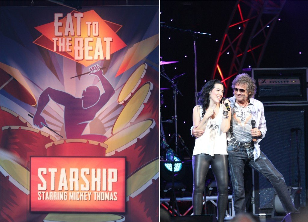 Eat to the Beat - Starship with Mickey Thomas