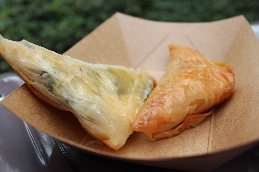 Spanakopita from Greece
