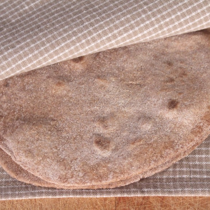 Whole Wheat Flour Tortillas