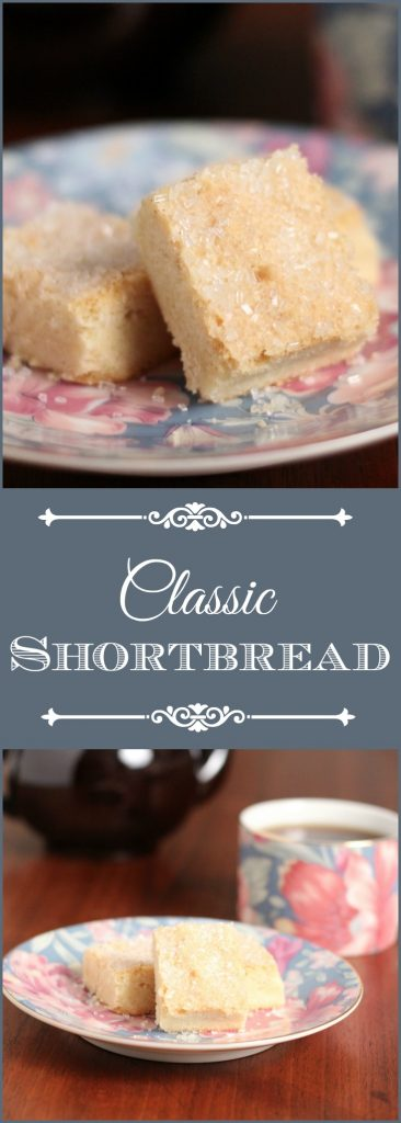 Classic Shortbread