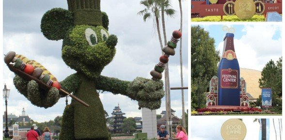 2015 Epcot International Food & Wine Festival: Celebrating 20 Years