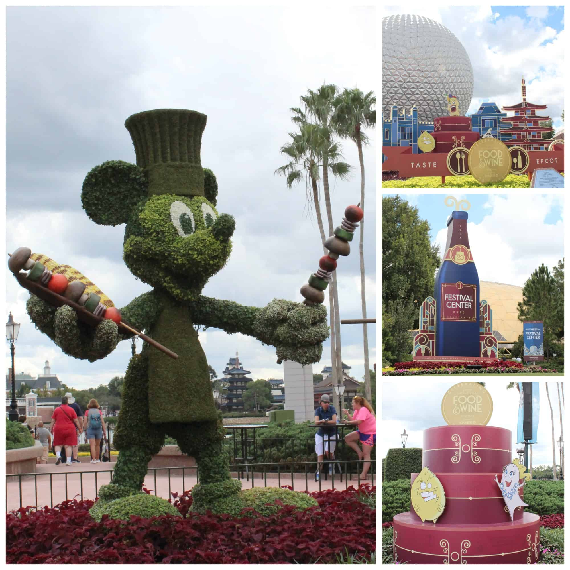 Recipe For Food And Wine Festival In Epcot
