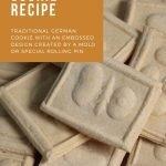 Springerle Cookie Recipe