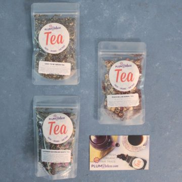 Plum Deluxe Loose Tea Review