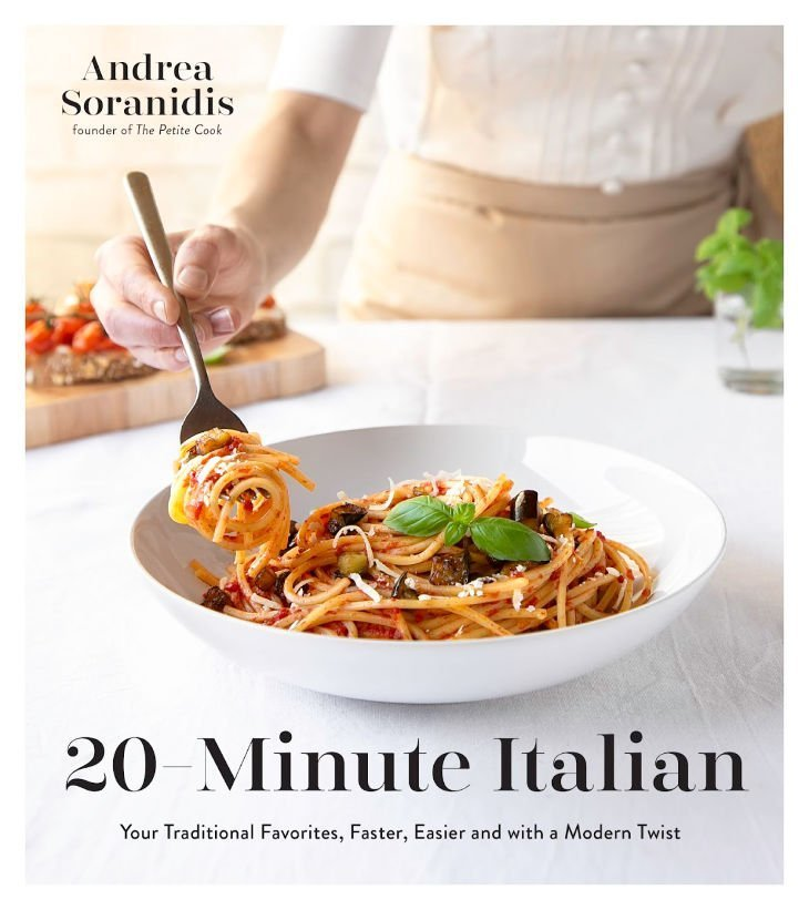 20 Min Italian Cookbook