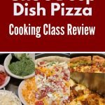 Uno's Deep Dish Pizza Cooking Class Review