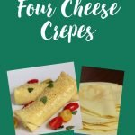 Four Cheese Crepes