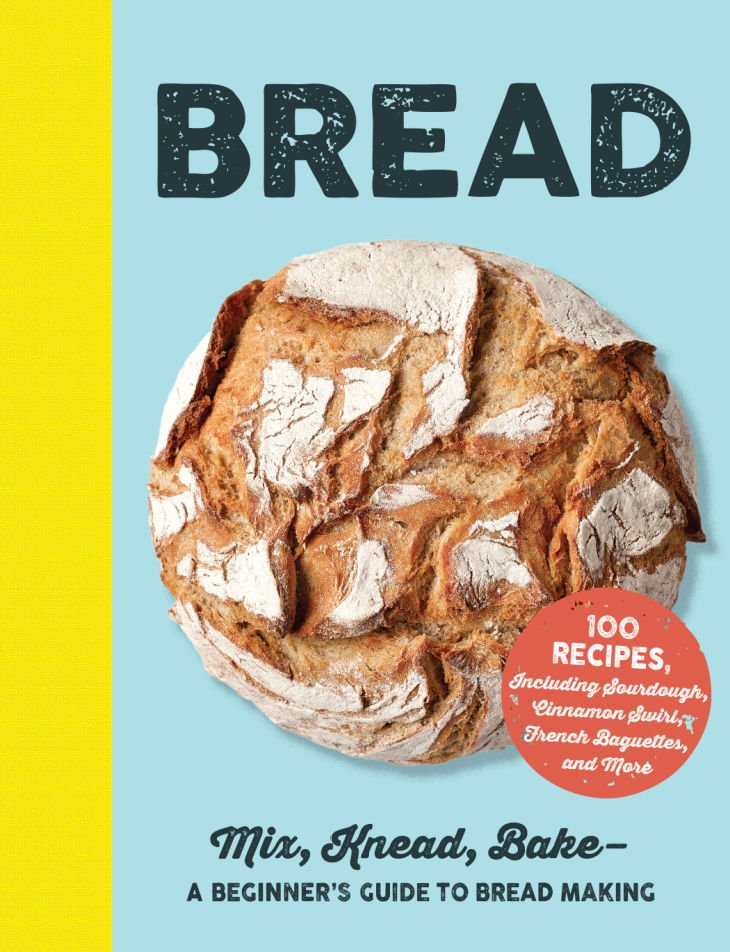 Bread Cookbook Cover